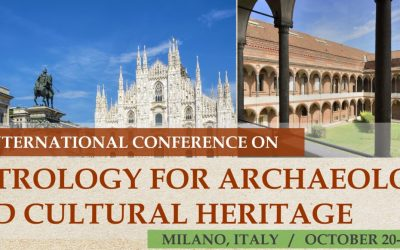 Conferenza internazionale Metrology for Archaeology and Cultural Heritage 2021 – Milano, 20 – 22 Ottobre – Scadenza Call for papers 31 Maggio 2021