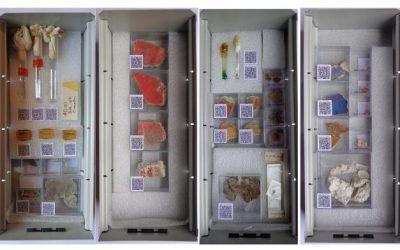 ICCROM lancia un sondaggio sulle modalità di raccolta e conservazione dei campioni – Partecipate per raccontare le vostre collezioni
