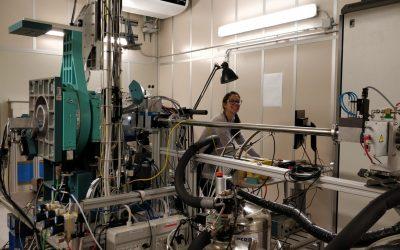 La missione del CNR ISPC ad Elettra, il sincrotrone di Trieste – Nuovi protocolli analitici per l'indagine avanzata dei materiali dei Beni Culturali