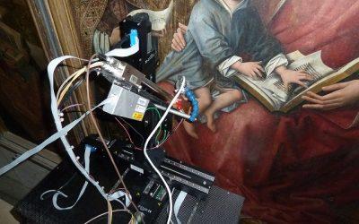 E-RIHS.it lancia la prima call per l'accesso ai laboratori mobili dell'infrastruttura – Deadline 28 Febbraio 2021