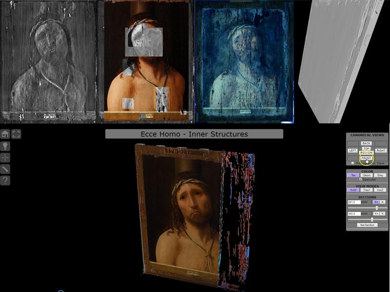 """Lo studio dell'Ecce Homo di Antonello da Messina su """"Scientific Reports"""" di """"Nature"""""""